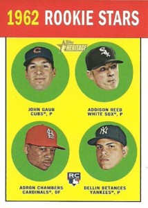 2012 Topps Heritage Variations Short Prints Revealed 8