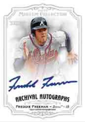 2012 Topps Museum Collection Baseball Cards 3