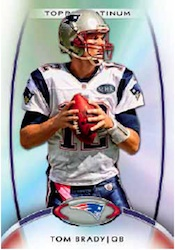 2012 Topps Platinum Football Cards 3