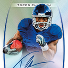 2012 Topps Platinum Football Cards