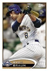 2012 Topps Baseball Complete Set Hobby Edition 13
