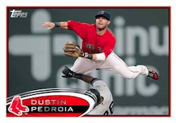 2012 Topps Series 2 Baseball Base Card