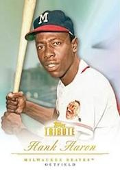 2012 Topps Tribute Baseball Cards 1