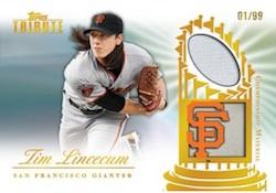2012 Topps Tribute Baseball Cards 7