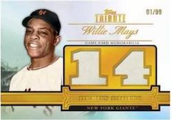 2012 Topps Tribute Baseball Cards 8