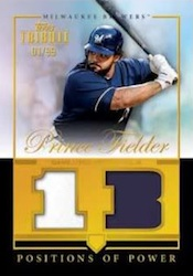 2012 Topps Tribute Baseball Cards 9