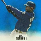2012 Topps Tribute Baseball Cards