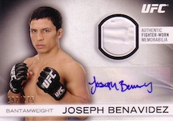 2012 Topps UFC Knockout Cards 28