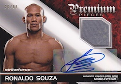 2012 Topps UFC Knockout Cards 29