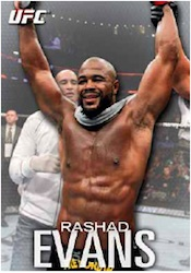 2012 Topps UFC Knockout Cards 15