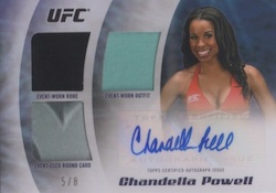 2012 Topps UFC Knockout Cards 37