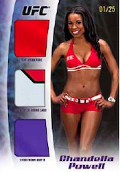 2012 Topps UFC Knockout Cards 19