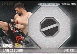 2012 Topps UFC Knockout Cards 16