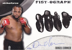 2012 Topps UFC Knockout Cards 33