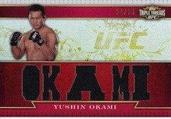 2012 Topps UFC Knockout Cards 20
