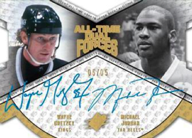 2012 Upper Deck All-Time Greats Sports Edition Trading Cards 3