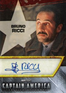 2012 Upper Deck Avengers Assemble Autographs Gallery and Checklist 8