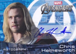 2012 Upper Deck Avengers Assemble Autographs Gallery and Checklist 1
