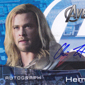 2012 Upper Deck Avengers Assemble Autographs Gallery and Checklist