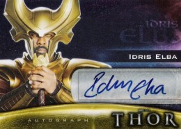 2012 Upper Deck Avengers Assemble Autographs Gallery and Checklist 6