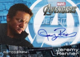 2012 Upper Deck Avengers Assemble Autographs Gallery and Checklist 2