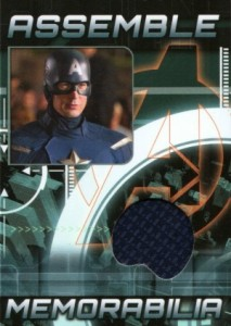 2012 Upper Deck Avengers Assemble Trading Cards 5