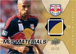 2012 Upper Deck Soccer Cards 5