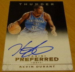 What Are the Most Valuable 2011-12 Panini Preferred Basketball Cards? 7