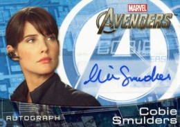 2012 Upper Deck Avengers Assemble Autographs Gallery and Checklist 3
