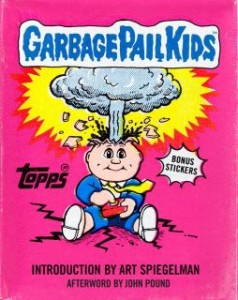 Garbage Pail Kids Book 2012