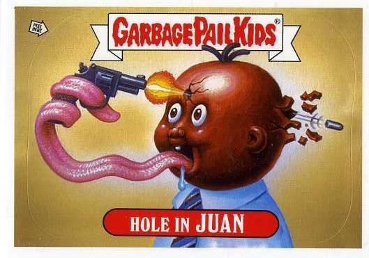 Garbage Pail Kids Book Review