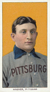 T206 Honus Wagner Baseball Card The Most Expensive Baseball Card Ever