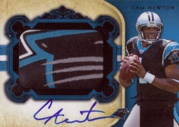 What Are the Most Valuable 2011 National Treasures Football Cards? 1