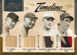 Top-Selling 2011 Playoff Prime Cuts Baseball Cards 2