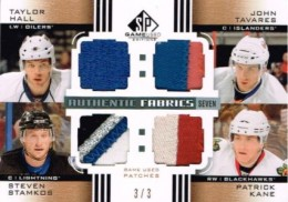 Top-Selling 2011-12 SP Game Used Hockey Cards 7
