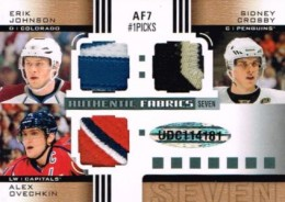 Top-Selling 2011-12 SP Game Used Hockey Cards 8
