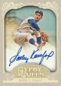 Top-Selling 2012 Topps Gypsy Queen Baseball Cards on eBay 2