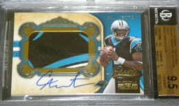 What Are the Most Valuable 2011 National Treasures Football Cards? 6