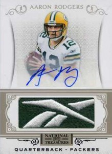 What Are the Most Valuable 2011 National Treasures Football Cards? 7