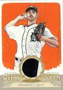 Top-Selling 2012 Topps Gypsy Queen Baseball Cards on eBay 7