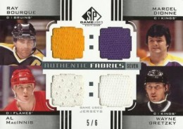 Top-Selling 2011-12 SP Game Used Hockey Cards 12