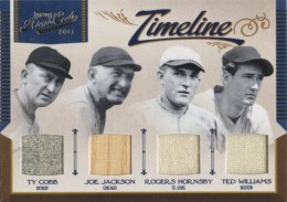 Top-Selling 2011 Playoff Prime Cuts Baseball Cards 10