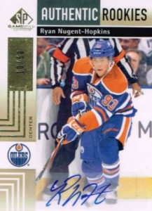 Top-Selling 2011-12 SP Game Used Hockey Cards 14