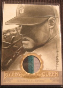 Top-Selling 2012 Topps Gypsy Queen Baseball Cards on eBay 9