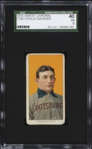 T206 Honus Wagner Sells for $1.23 Million 1
