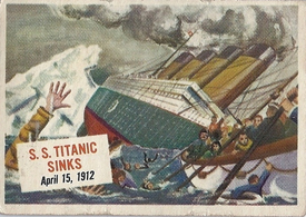 Titanic Trading Cards More Plentiful Than the Ship's Lifeboats 4