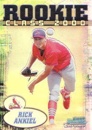 2000 Bowman Chrome Baseball Cards 5