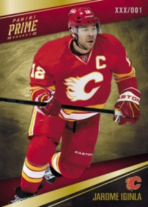 2011-12 Panini Prime Hockey Cards 3