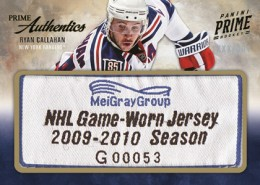 2011-12 Panini Prime Hockey Cards 9