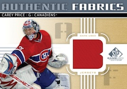 2011-12 SP Game Used Hockey Cards 6